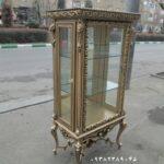 ویترین چوبی شیک کد ۱۰۲- تولیدی رضوی تبریز