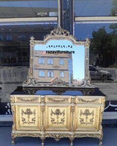آینه میز کنسول پرمنبت جدید