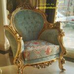 مدل مبل کلاسیک راحتی مدل پروا- تولیدی مبل رضوی تبریز